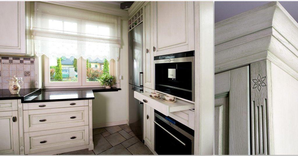 Kuchnia drewniana na wymiar kuchnie z drewna
