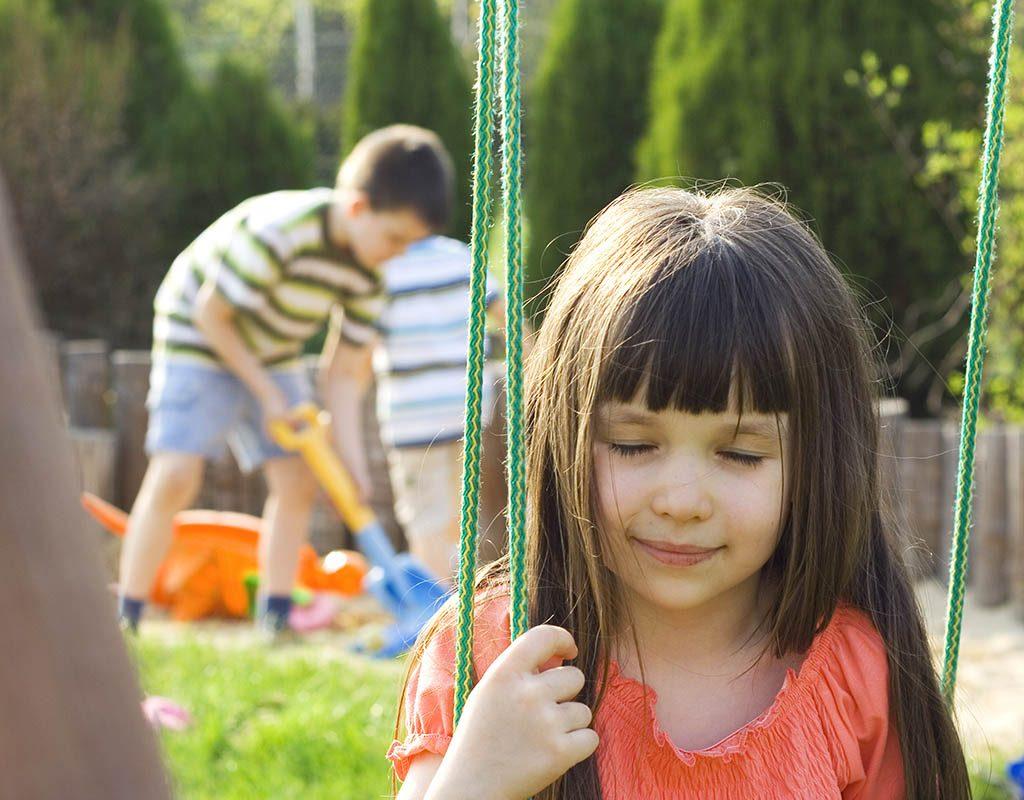Ogród bezpieczny dla dzieci