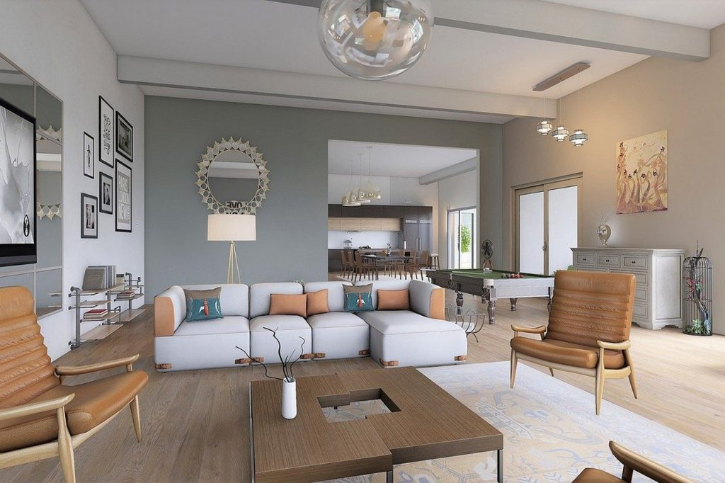 Trend 2020 – lampy sufitowe w stylu loft