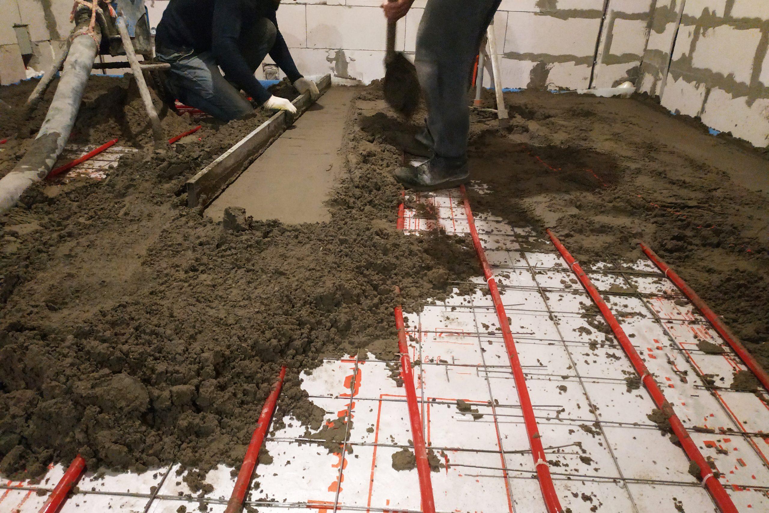 Podkład podłogowy – charakterystyka, rodzaje i zastosowanie