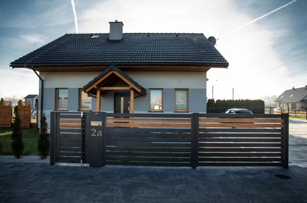 Aluminiowe ogrodzenia systemowe – stylowe, trwałe i łatwe w montażu