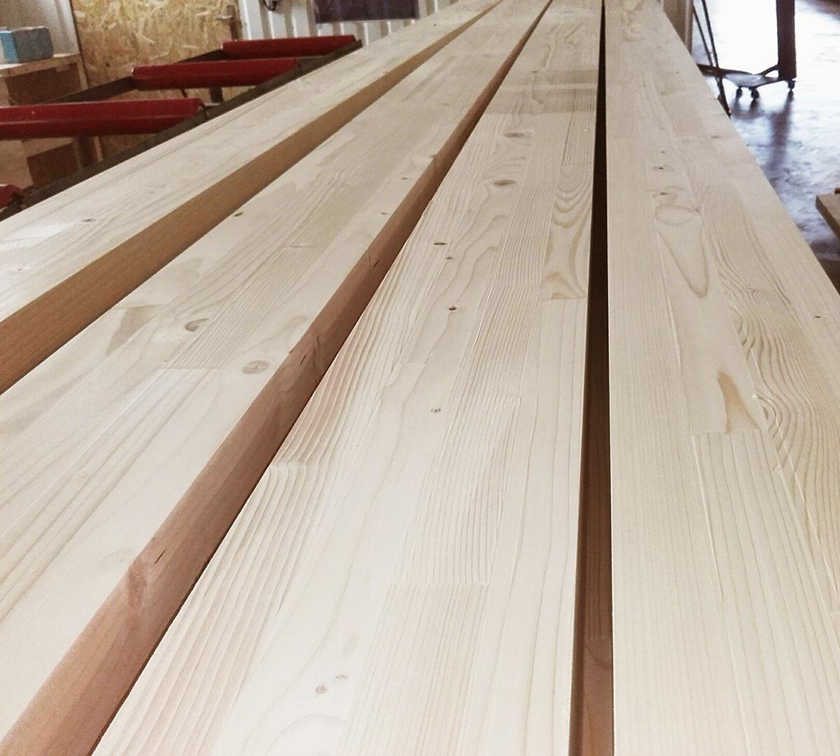 Gdzie można zastosować drewno BSH?